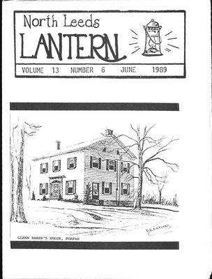 Northern Leeds Lantern (1977), 1 Jun 1989
