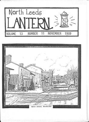 Northern Leeds Lantern (1977), 1 Nov 1989