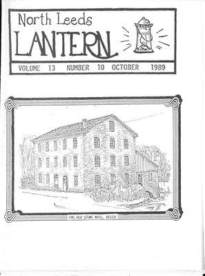 Northern Leeds Lantern (1977), 1 Oct 1989