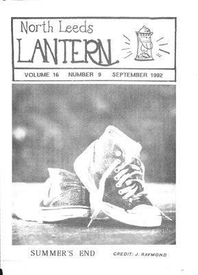 Northern Leeds Lantern (1977), 1 Sep 1992