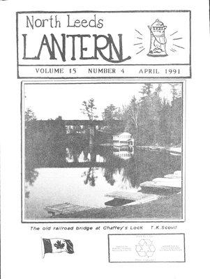 Northern Leeds Lantern (1977), 1 Apr 1991