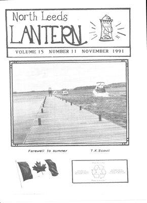Northern Leeds Lantern (1977), 1 Nov 1991