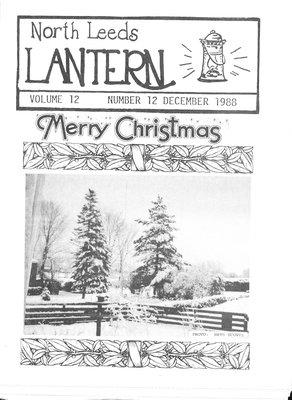 Northern Leeds Lantern (1977), 1 Dec 1988