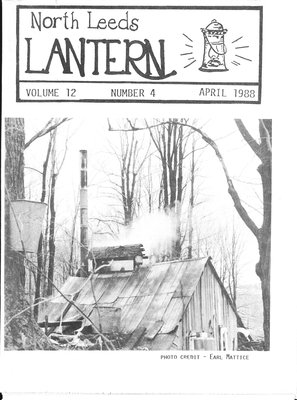 Northern Leeds Lantern (1977), 1 Apr 1988