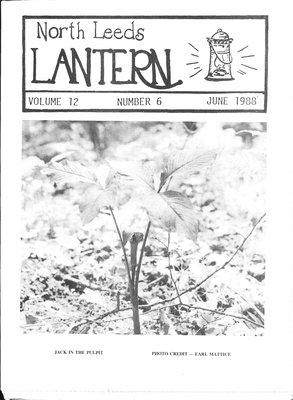 Northern Leeds Lantern (1977), 1 Jun 1988