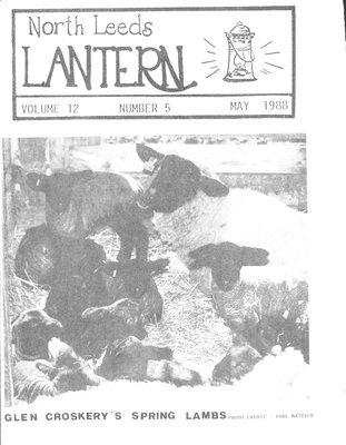 Northern Leeds Lantern (1977), 1 May 1988