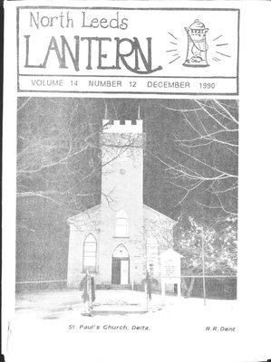 Northern Leeds Lantern (1977), 1 Dec 1990