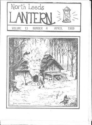 Northern Leeds Lantern (1977), 1 Apr 1989