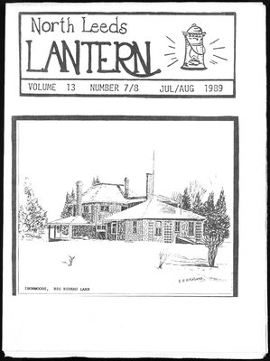 Northern Leeds Lantern (1977), 1 Jul 1989
