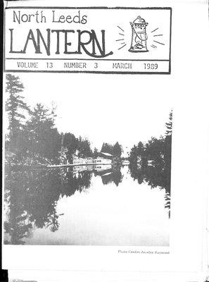 Northern Leeds Lantern (1977), 1 Mar 1989