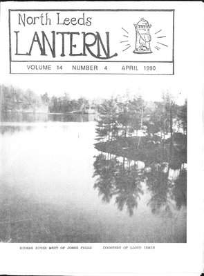Northern Leeds Lantern (1977), 1 Apr 1990