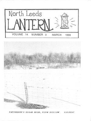Northern Leeds Lantern (1977), 1 Mar 1990