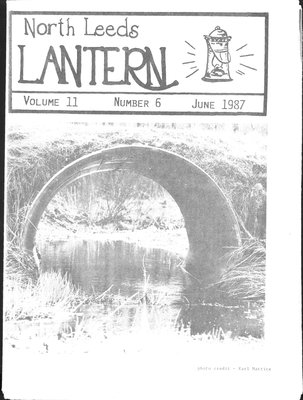 Northern Leeds Lantern (1977), 1 Jun 1987