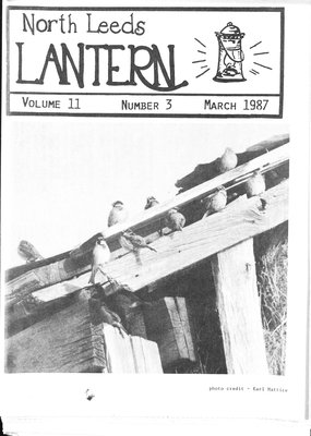 Northern Leeds Lantern (1977), 1 Mar 1987