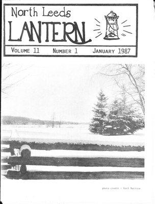 Northern Leeds Lantern (1977), 1 Jan 1987