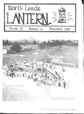 Northern Leeds Lantern (1977), 1 Nov 1986
