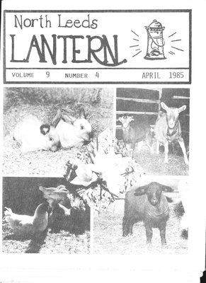 Northern Leeds Lantern (1977), 1 Apr 1985