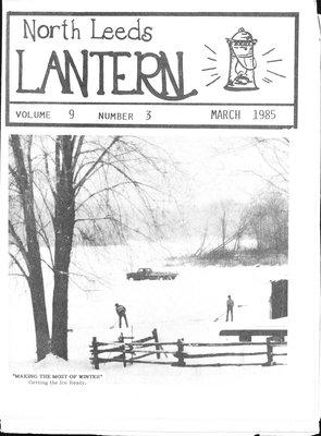 Northern Leeds Lantern (1977), 1 Mar 1985