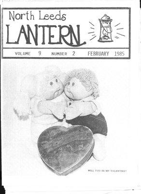 Northern Leeds Lantern (1977), 1 Feb 1985