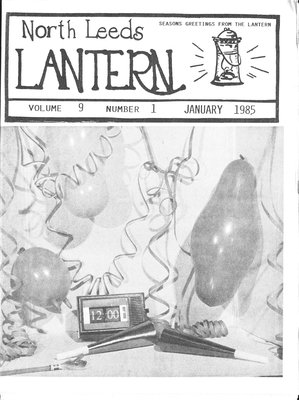 Northern Leeds Lantern (1977), 1 Jan 1985
