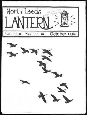 Northern Leeds Lantern (1977), 1 Oct 1984