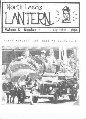 Northern Leeds Lantern (1977), 1 Sep 1984