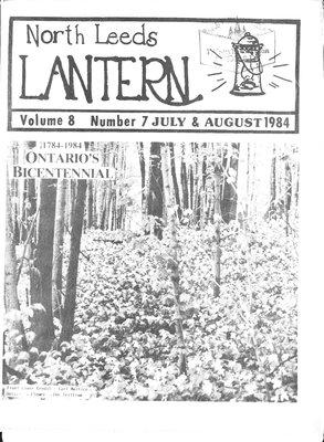Northern Leeds Lantern (1977), 1 Jul 1984