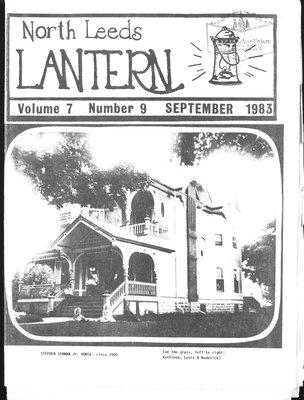 Northern Leeds Lantern (1977), 1 Sep 1983