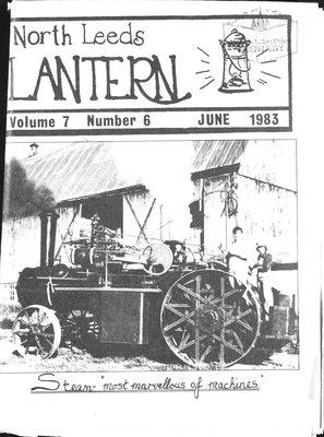 Northern Leeds Lantern (1977), 1 Jun 1983