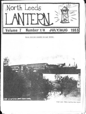 Northern Leeds Lantern (1977), 1 Jul 1983