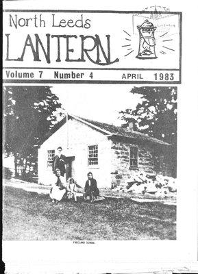 Northern Leeds Lantern (1977), 1 Apr 1983