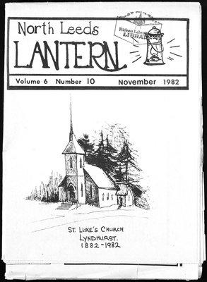 Northern Leeds Lantern (1977), 1 Nov 1982