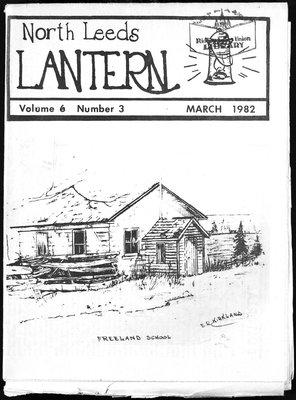 Northern Leeds Lantern (1977), 1 Mar 1982