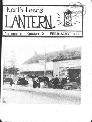 Northern Leeds Lantern (1977), 1 Feb 1982