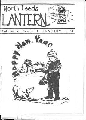 Northern Leeds Lantern (1977), 1 Jan 1981