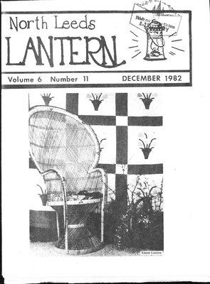 Northern Leeds Lantern (1977), 1 Dec 1982