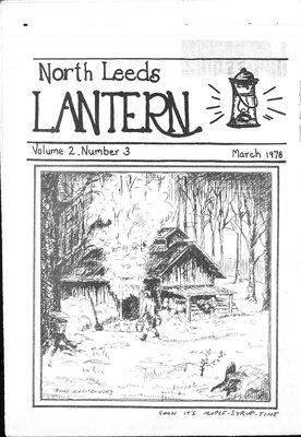 Northern Leeds Lantern (1977), 1 Mar 1978