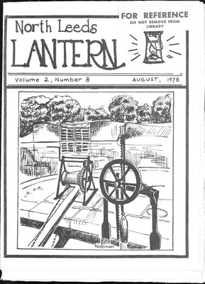 Northern Leeds Lantern (1977), 1 Aug 1978