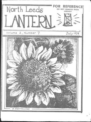 Northern Leeds Lantern (1977), 1 Jul 1978