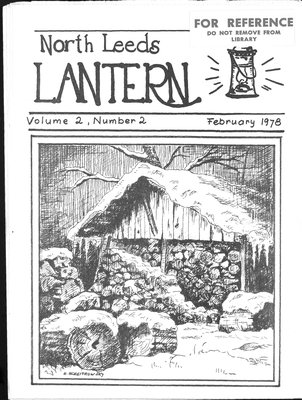 Northern Leeds Lantern (1977), 1 Feb 1978