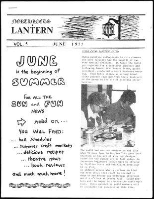 Northern Leeds Lantern (1977), 1 Jun 1977