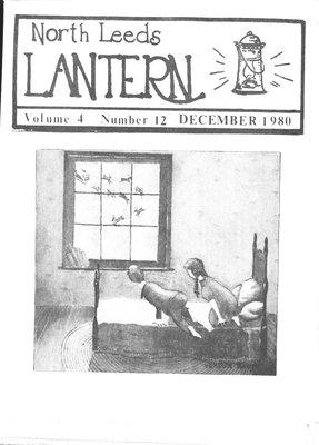Northern Leeds Lantern (1977), 1 Dec 1980