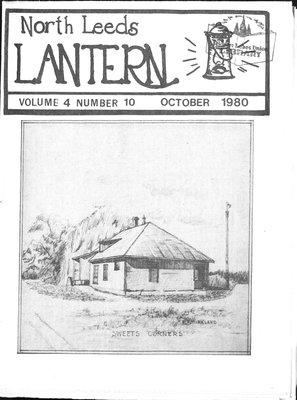 Northern Leeds Lantern (1977), 1 Oct 1980