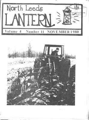 Northern Leeds Lantern (1977), 1 Nov 1980