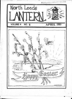 Northern Leeds Lantern (1977), 1 Apr 1980