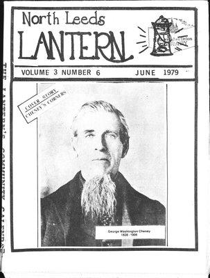 Northern Leeds Lantern (1977), 1 Jun 1979