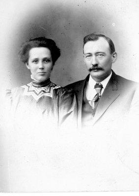 Charles and Rebecca MacDonald Alford c.1904