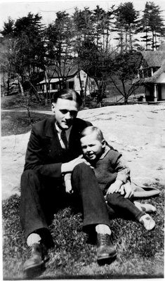 J.W. and Ted Simmons c.1910