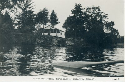 Murray's Point Opinicon Lake c.1950