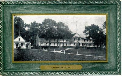 Opinacon Club c.1910